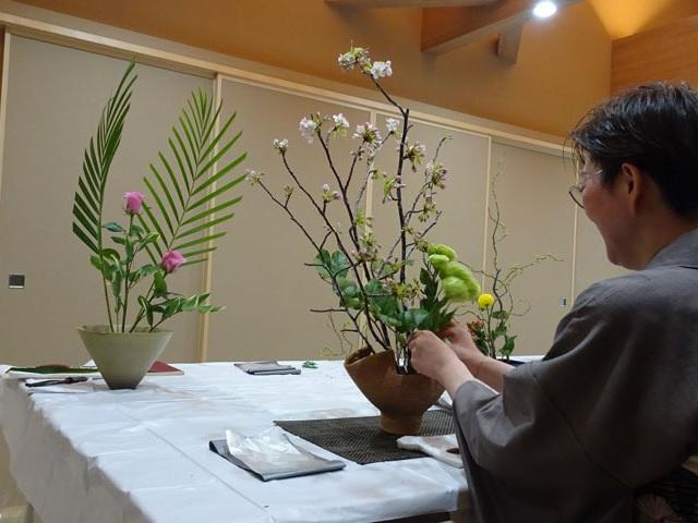 イメージ画像 : 生け花教室